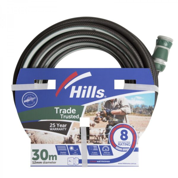 12mm x 30M Trade Trusted Garden Hose