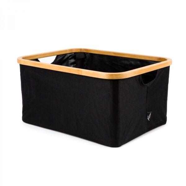 Foldable Bamboo Laundry Basket