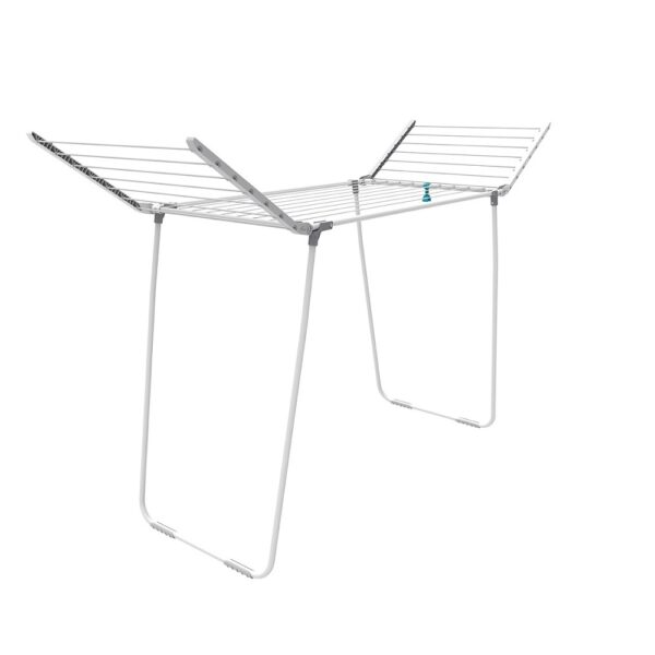 Two Wing Expanding Clothes Airer