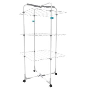 Three Tier Mobile Tower Airer