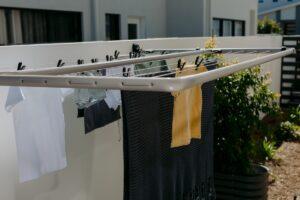 FOLDING FRAME  DOUBLE <br>26M Clothesline